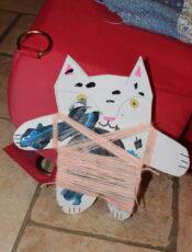 Chat à habiller